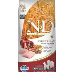 ND Low Ancestral Grain